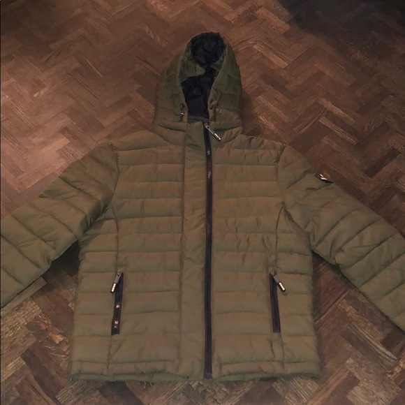 Superdry Other - Size L SUPERDRY MEN Windbreaker - Army Green